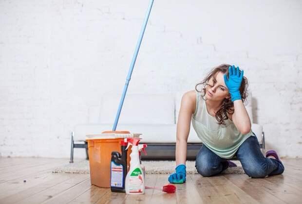 Как чисто вымыть полы