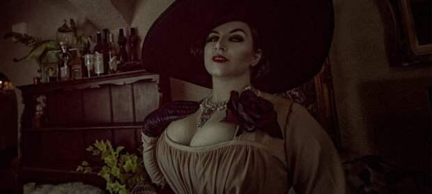 Как правильно произносить имя Леди Димитреску из Resident Evil Village