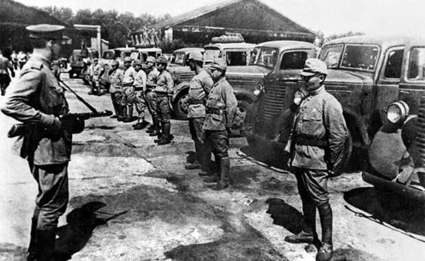А могло бы быть ? Как Япония могла стать советской республикой.