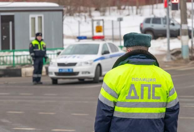 В Москве задержали водителя с 1500 неоплаченных штрафов