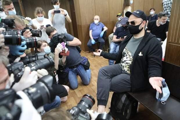 Дело Серебренникова: за сотни миллионов условный срок, а за пол-мешка комбикорма -- реальный