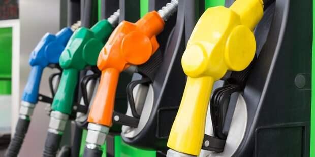 Песков оценил ситуацию с ценами на топливо