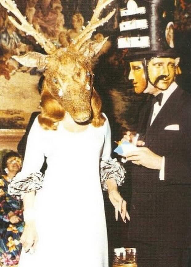 Полный сюр тайной масонской вечеринки 1972 года