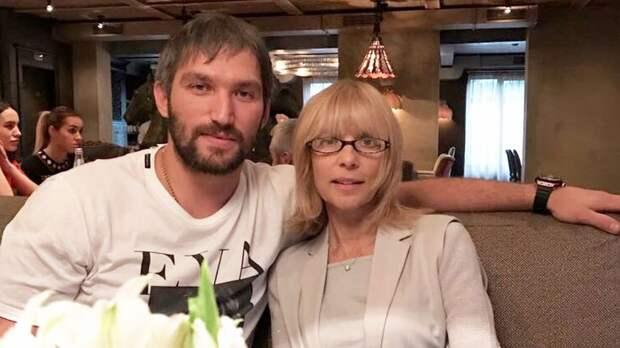 Жена Овечкина: «Саша молился моей умершей маме, чтобы она помогла выиграть Кубок Стэнли»