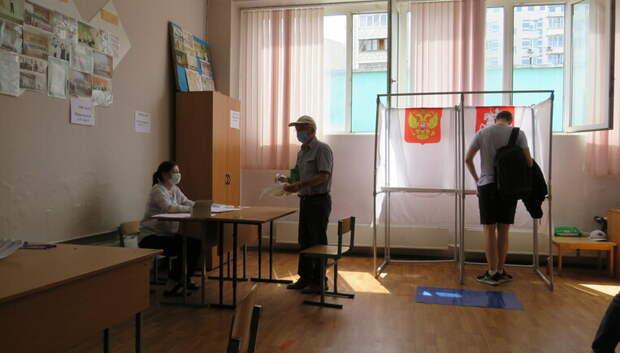 Подмосковье заняло первое место по количеству проголосовавших по Конституции в России