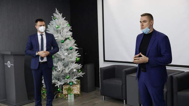 Новым директором Крымского государственного фонда поддержки предпринимательства стал Владислав Ганжара