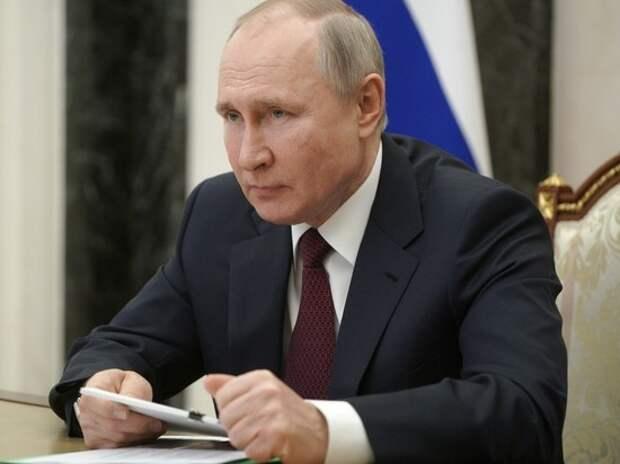 Путин обезвредил Байдена