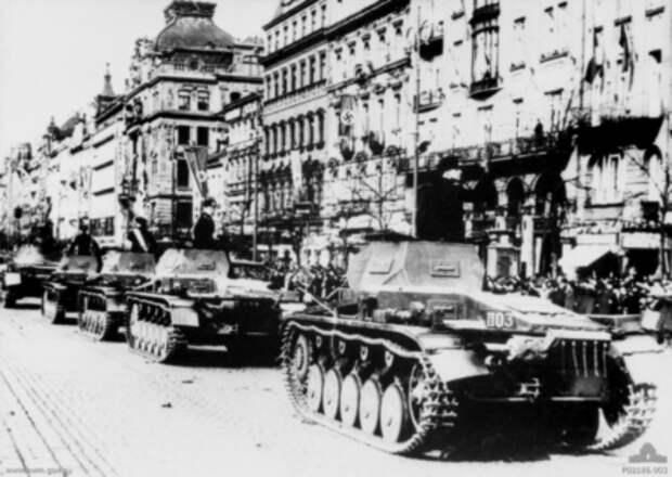 Почему Чехословакия отказалась сражаться с Третьим рейхом