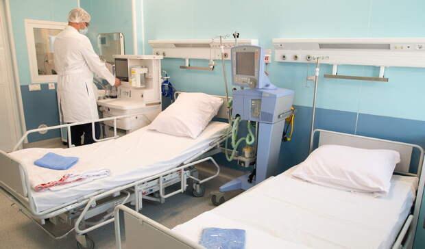 Ковид-отделение в Глазове с 19 апреля вернулось в штатный режим работы