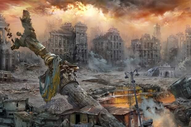 Американское СМИ предрекает Киеву грузинский сценарий
