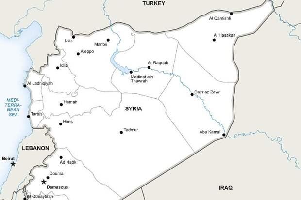200 боевиков были уничтожены авиаударом ВКС России в Сирии