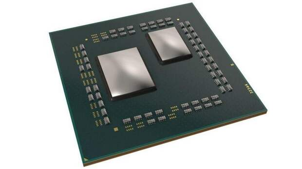 Кристаллов с ядрами (справа) у 16-ядерных процессоров должно быть два