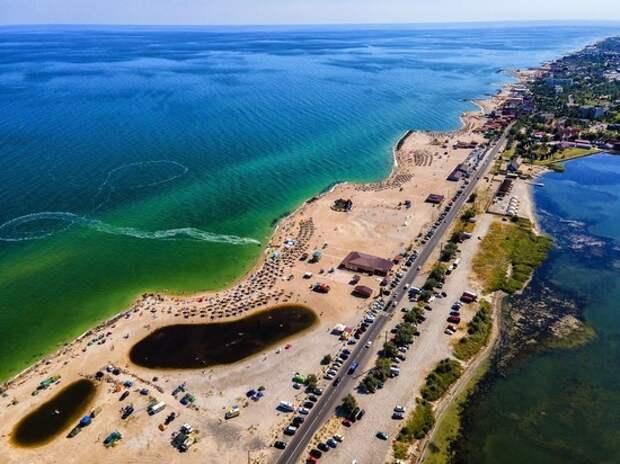 Назначена дата бурения дня Азовского моря ради пресной воды