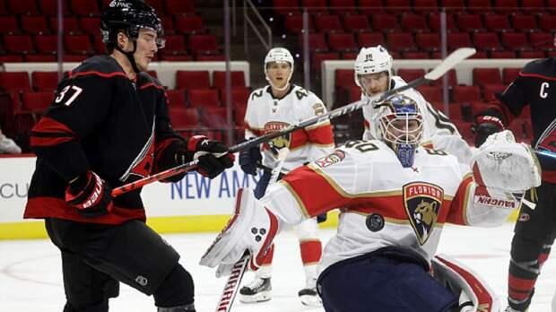 Русскому таланту урезали игровое время в НХЛ. Свечников в ответ продолжает штамповать очки в каждом матче