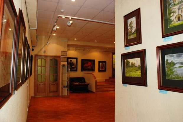 Выставочный зал «Тушино». Фото: официальная страница во «ВКонтакте»