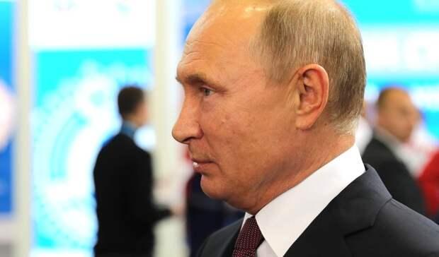 Путин поручил реализовать инициативы ЕРвподдержку граждан
