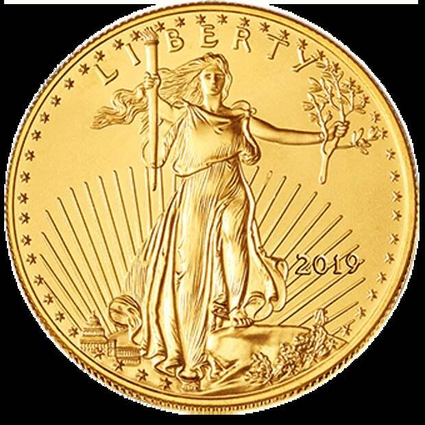 Станут ли золотые и серебряные монеты полноценными деньгами в США?
