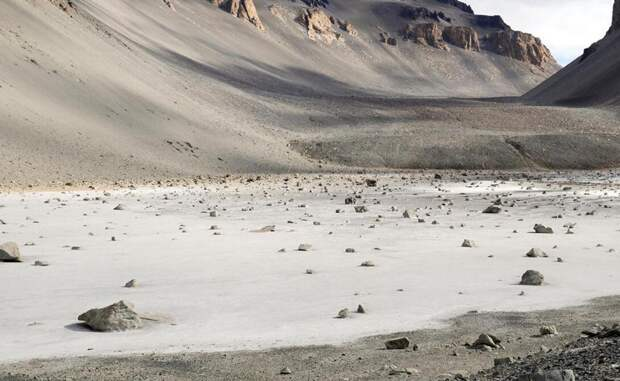 7 самых соленых места на Земле