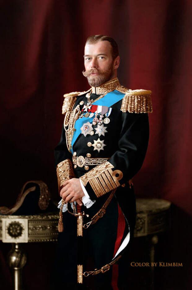 Николай II /voenspez.ru