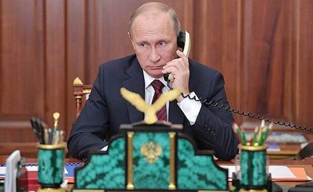 Нетаньяху позвонил Путину насчет ситуации сCovid-19 ироссийской вакцины