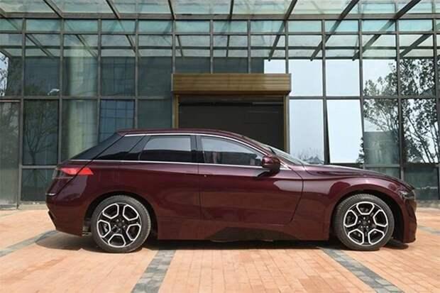 Официальная презентация машины состоится в апреле на международном автосалоне в Шанхае. Самое интересное, что в 2020 году Grove должен переродиться в серийный продукт. авто, автомобили, водород, водорожный автомобиль, гибрид, китайский автопром, концепт, прототип