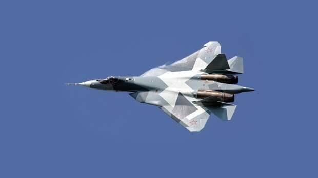 Истребитель Су-57 станет носителем боевых дронов