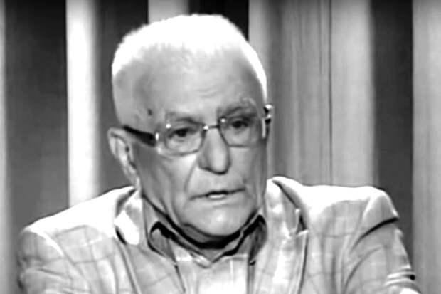 Умер ведущий «Кинопанорамы» Даль Орлов