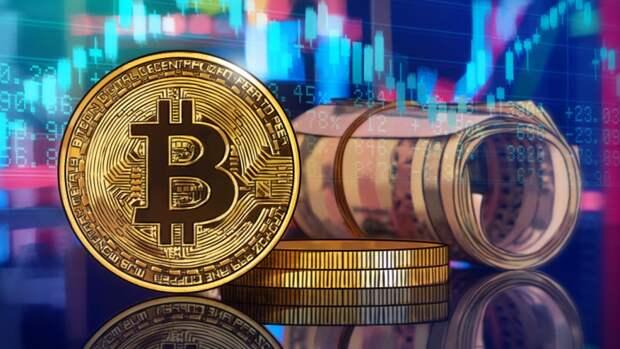 Курс биткоина обвалился более чем на пять процентов