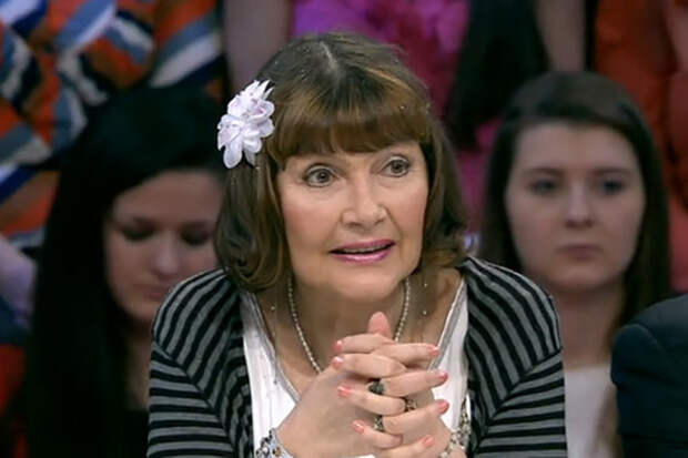Нина Маслова сейчас. Фото: 1tv.ru