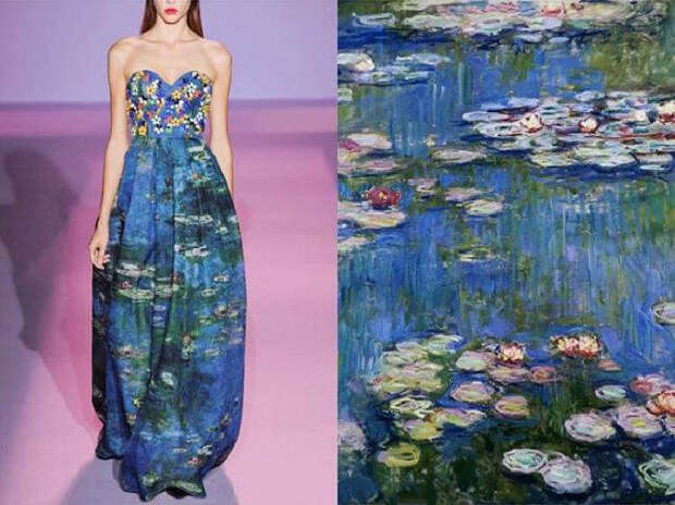 Мода и природа: 25 невероятных платьев от самых талантливых дизайнеров всего мира.