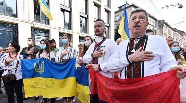 Праздник майдаунов. От кого празднует День независимости Украина