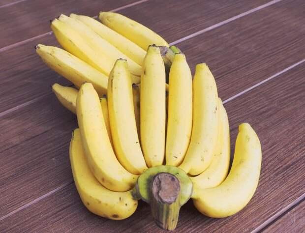 Вот как бананы могут держать под контролем ваше давление