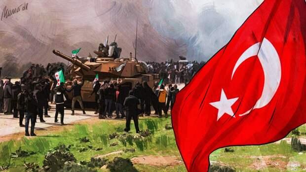 Сирия новости 7 сентября 19.30: «Сирийская национальная армия» понесла потери в Хасаке