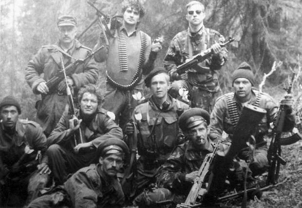 День русского добровольца. Космос мужества на чужой земле
