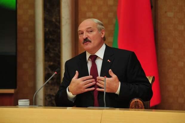 Лукашенко выразил Путину благодарность за поддержку