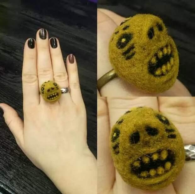 Войлочное кольцо