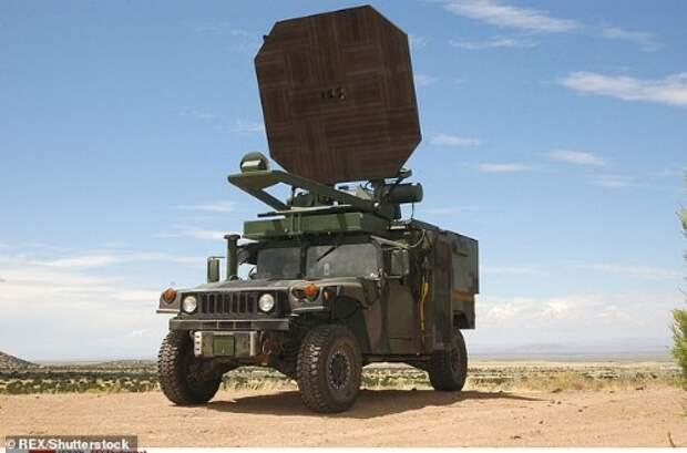 В приграничном конфликте с Индией Китай впервые в истории применил лучевое оружие