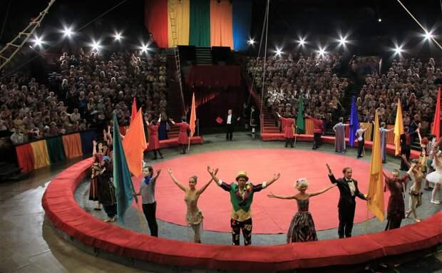 Оперативник Петр Рыков устроился на работу в цирк