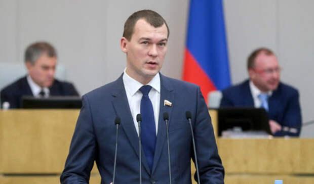 Глава Хабаровского края сдал кровь врамках марафона вчесть Дня космонавтики