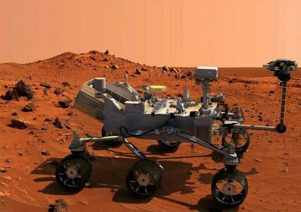 Ученые впервые сделали прогноз погоды на Марсе: о чем говорят полученные данные