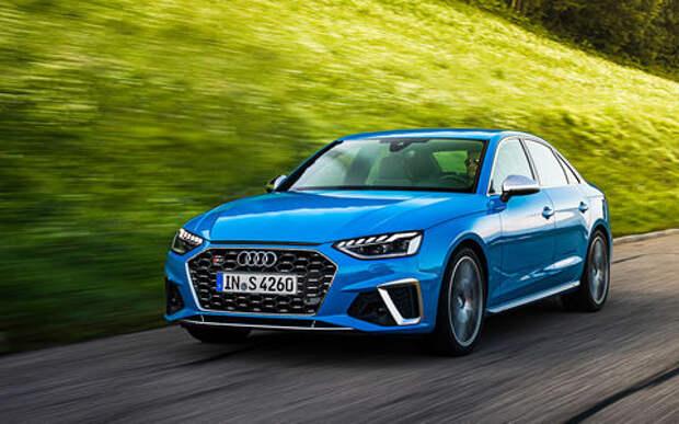 Обновленный Audi A4: рассказываем о новых моторах