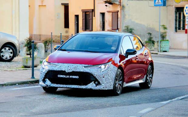 Тест Toyota Corolla: шаг в 12-ю генерацию