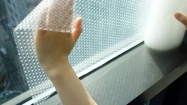 Удивительные способы применения пузырчатой плёнки