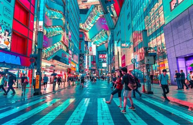На ком паразитируют японские одиночки