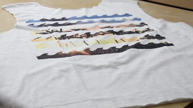 Классные способы переделки ненужной футболки, завалявшейся в шкафу