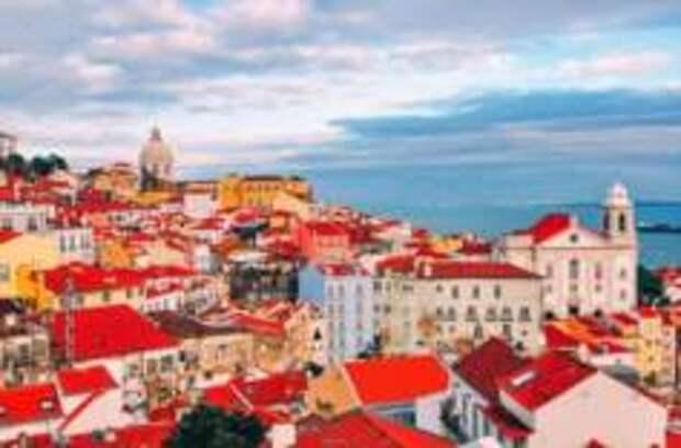 Лиссабон – город, сверкающий тысячами оттенков