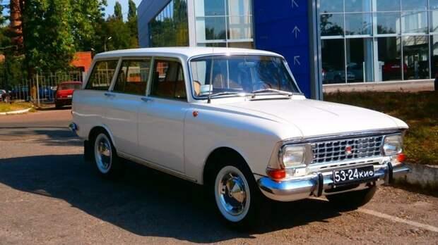 Москвич-426 автомобили, москвич, фоторепортаж