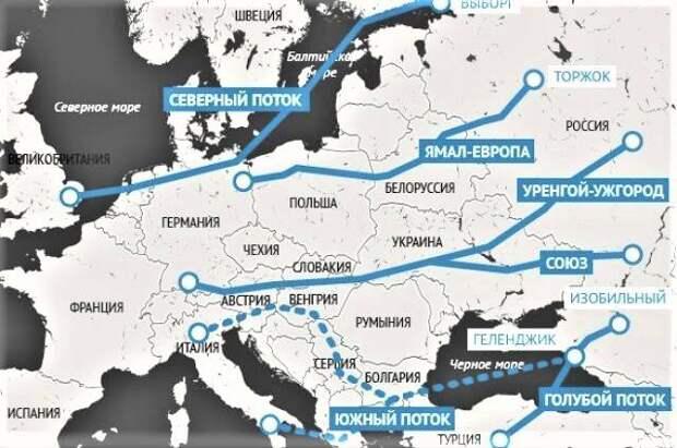 Плюс-минус хроники «Газпрома»
