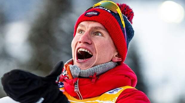 Лучший лыжник России и мира может перейти в биатлон: на это намекнул его отец