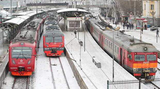 РЖД обеспечит мобильной связью маршрут Петербург-Москва
